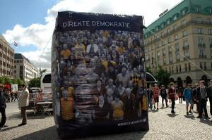 Mehr Demokratie Würfel