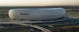 Allianz Arena München, © Richard Bartz - Wikipedia, Lizenz CC-BY-SA