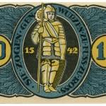 Torgauer Notgeld 1921 10 Pfennig Variante 1 Rückseite