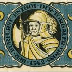 Torgauer Notgeld 1921 5 Pfennig Variante 1 Rückseite
