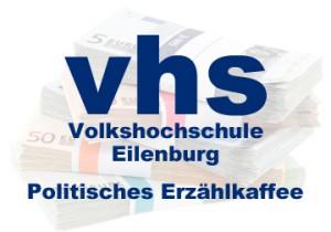 VHS Eilenburg Politisches Erzählkaffee